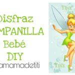 Disfraz de Campanilla para Bebés DIY
