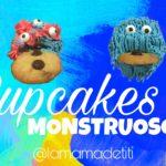 Cupcakes Monstruosos