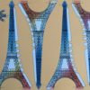 Lámpara Torre Eiffel DIY