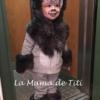 Disfraz de Lobo Feroz para niños, paso a paso DIY